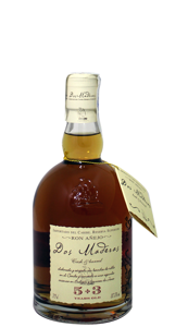 Picture of RUM DOS MADERAS AÑEJO 70 CL.