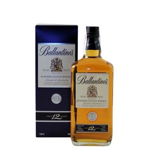 Picture of WHISKY BALLANTINE'S 12 YEARS 1 L