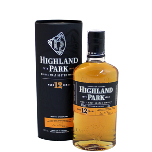 Picture of WHISKY HIGHLAND PARK 12 YEARS 70 CL