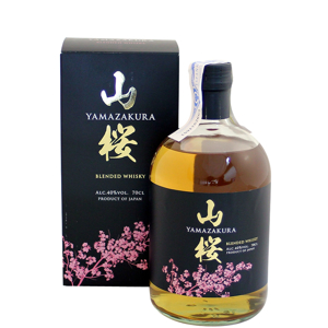 Picture of WHISKY YAMAZAKURA 70 CL