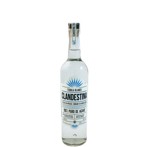 Picture of TEQUILA CLANDESTINA 70 CL