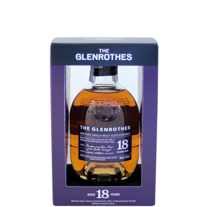 Imagens de WHISKY THE GLENROTHES 18 YEARS 70 CL