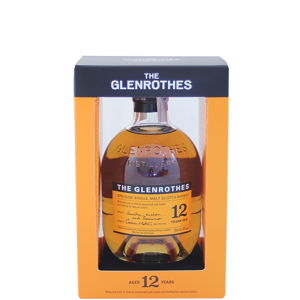 Picture of WHISKY THE GLENROTHES 12 YEARS 70 CL