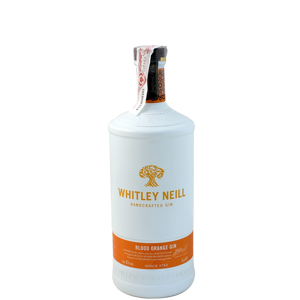 Picture of GIN WHITLEY NEILL BLOOD ORANGE 1L