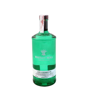 Picture of GIN WHITLEY NEILL ALOE & CUCUMBER 1L