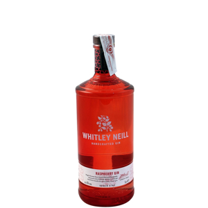 Picture of GIN WHITLEY NEILL RASPBERRY 1L