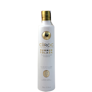 Picture of VODKA CIROC SUMMER COLADA LIMITED EDITION 70 CL