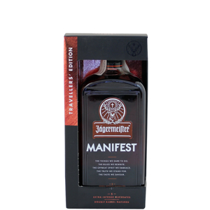 Picture of JAGERMEISTER MANIFEST 1 L