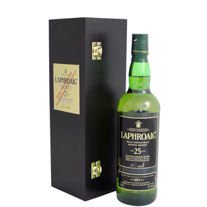 Picture of WHISKY LAPHROAIG 25 YO 70 CL
