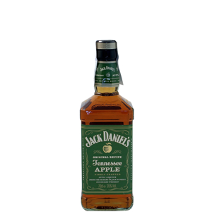 Picture of WHISKY JACK DANIEL'S APPLE 70 CL