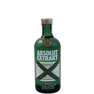Picture of VODKA ABSOLUT EXTRAKT 70 CL