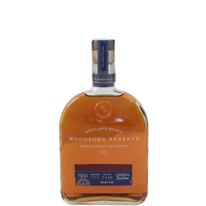 Picture of WHISKY WOODFORD MALTA RESERVA 70 CL