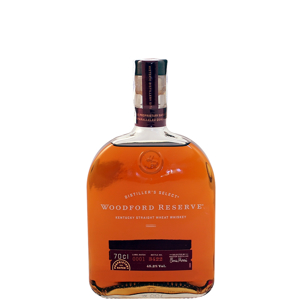 Picture of WHISKY WOODFORD WHEAT RESERVA 70 CL
