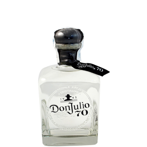 Picture of TEQUILA DON JULIO 70Tth CRISTALINO 70 CL