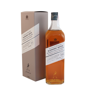 Picture of WHISKY JOHNNIE WALKER BLENDERS' BATCH BOURBON CASK & RYE FINISH 1 L