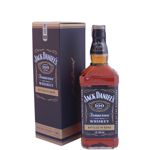 Picture of WHISKY JACK DANIELS BOTTLED BOND 1 L