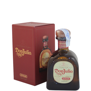 Picture of TEQUILA DON JULIO REPOSADO 70 CL
