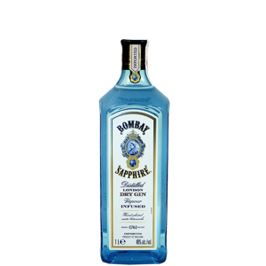 Picture of GIN BOMBAY SAPPHIRE ROSCA 1L.